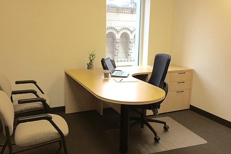 Intelligent Office - Chicago Loop - Office 11