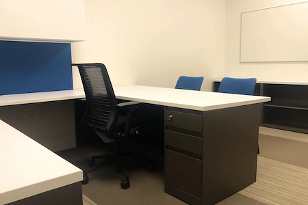 BLANKSPACES   IBASE Irvine - Medium Private Office #31