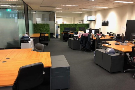 Hunter Street Sub-Lease - Dedicated Desk 1