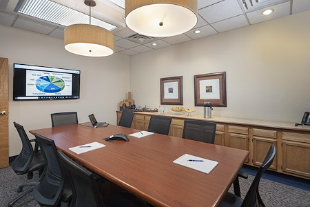 Front Range Business Centers, Fort Collins - Ft Collins Board Room