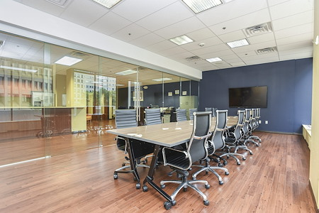 TKO Suites - 300 Delaware - Conference Room