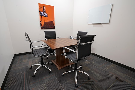 Executive Workspace - Frisco Station - Small Conference Room
