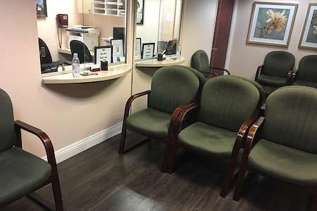 BEVERLY HILLS MEDICAL OFFICE - w/ MEDICAL EQUIPMENT - ENTIRE MEDICAL OFFICE SPACE