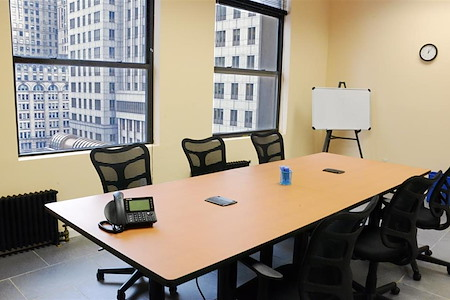 Square Office Space - Large Conf.Room 7L (North)