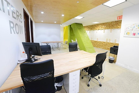 Joynture - Coworking - Wall Street, NYC - Touchdown Desk