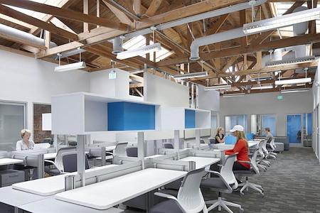 BLANKSPACES Santa Monica - WorkStation Desk