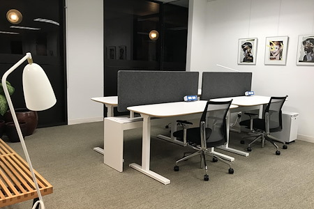 Atelier - Dedicated Desk