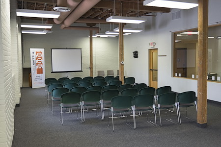 Impact Hub MSP - Training Lab