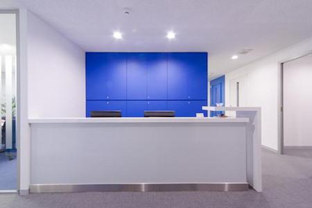 Regus | Yokohama, Wise Next Shin Yokohama - Dedicated Desk