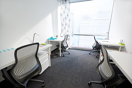 The Yard: Bryant Park - Private Office for 4