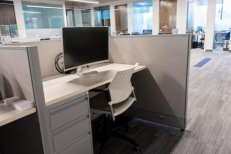 SharedSpace Dunwoody - Dedicated Desk