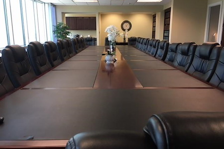 Riverside Business Center - Hamilton Conference Room