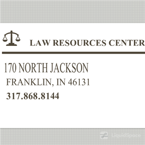 Logo of Law Resources Center