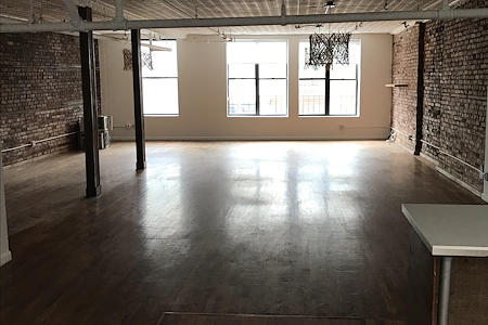 The Bowery Loft Space - The Bowery Loft Suite 3N