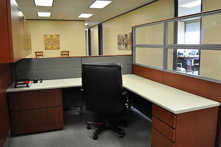 Office In America Co. - Executive Cubicle D3