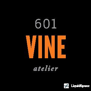 Logo of 601 Vine Atelier   Studio, Meetings & CoWorking