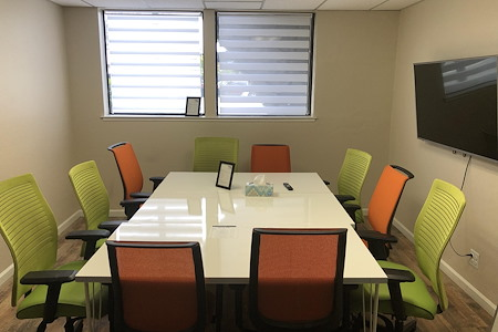 ActionSpot Co-working /Shared Office Space - Radio City Meeting Room