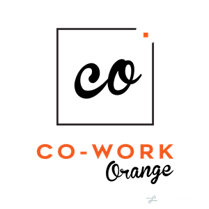 Logo of Co-Work Orange