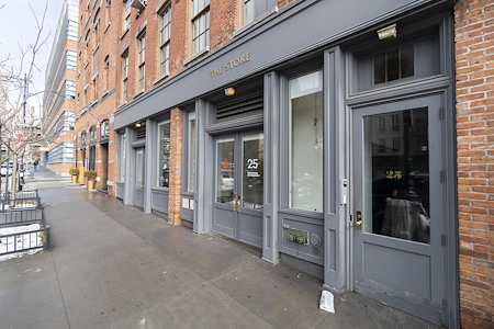 3 West 30th Street, Retail Space - 25 Peck Slip Office/Retail Space