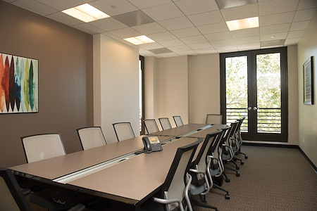 Victory Workspace (Formerly Laptop Lounge) - Conference Room
