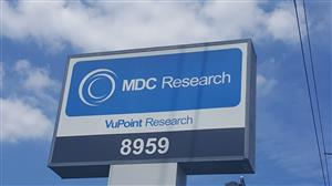 Logo of VuPoint Research Southwest Portland