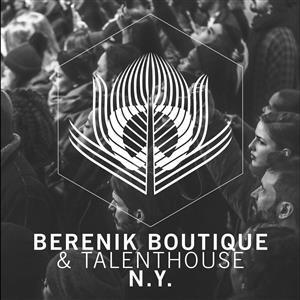 Logo of BERENIK TALENTHOUSE N.Y.