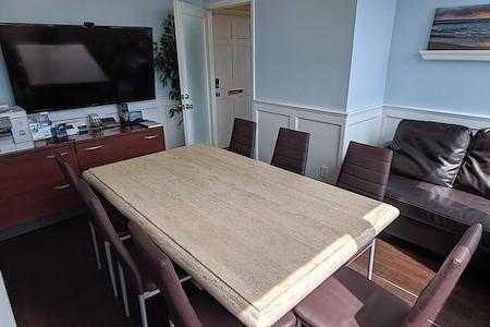 Ocean Capital Companies, LLC - Blue Meeting Room