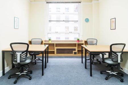 Birdnest - 244 California - Spacious Office in FiDi, 4-6 People