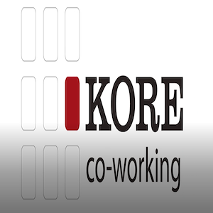 Logo of KORE co-working