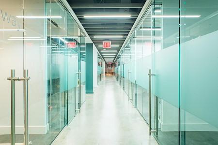 Bond Collective 55 Broadway - Unit 323   2-desk interior