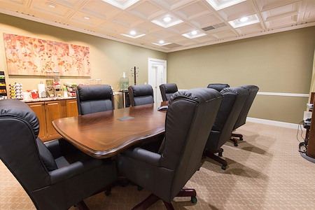 Elizabeth Gallo Court Reporting - Birch Boardroom