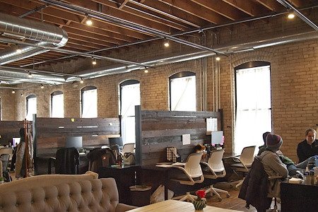 Fueled Collective – Minneapolis Northeast - Small Semi-Private Office