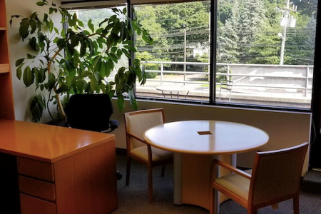 gSPACE | Post Road Plaza - Office Suite for 3