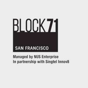 Logo of BLOCK71 San Francisco