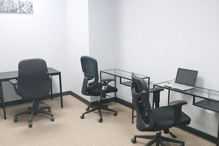 Astor Business Centers Inc. - Office for 5
