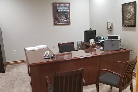 The Morris Law Office - Office suite