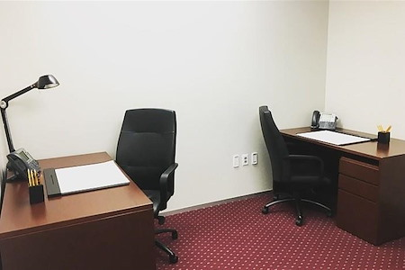 Servcorp - Washington 1155 F Street - 2 Person Office (Interior)