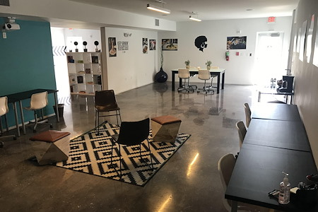 Space Called Tribe Co-Work and Urban Innovations Lab - Urban Innovation Multi-Use Classroom