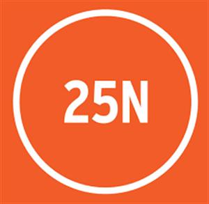 Logo of 25N Coworking   Frisco