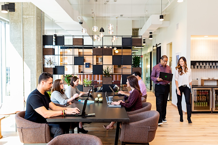 Industrious Nashville Downtown - Coworking