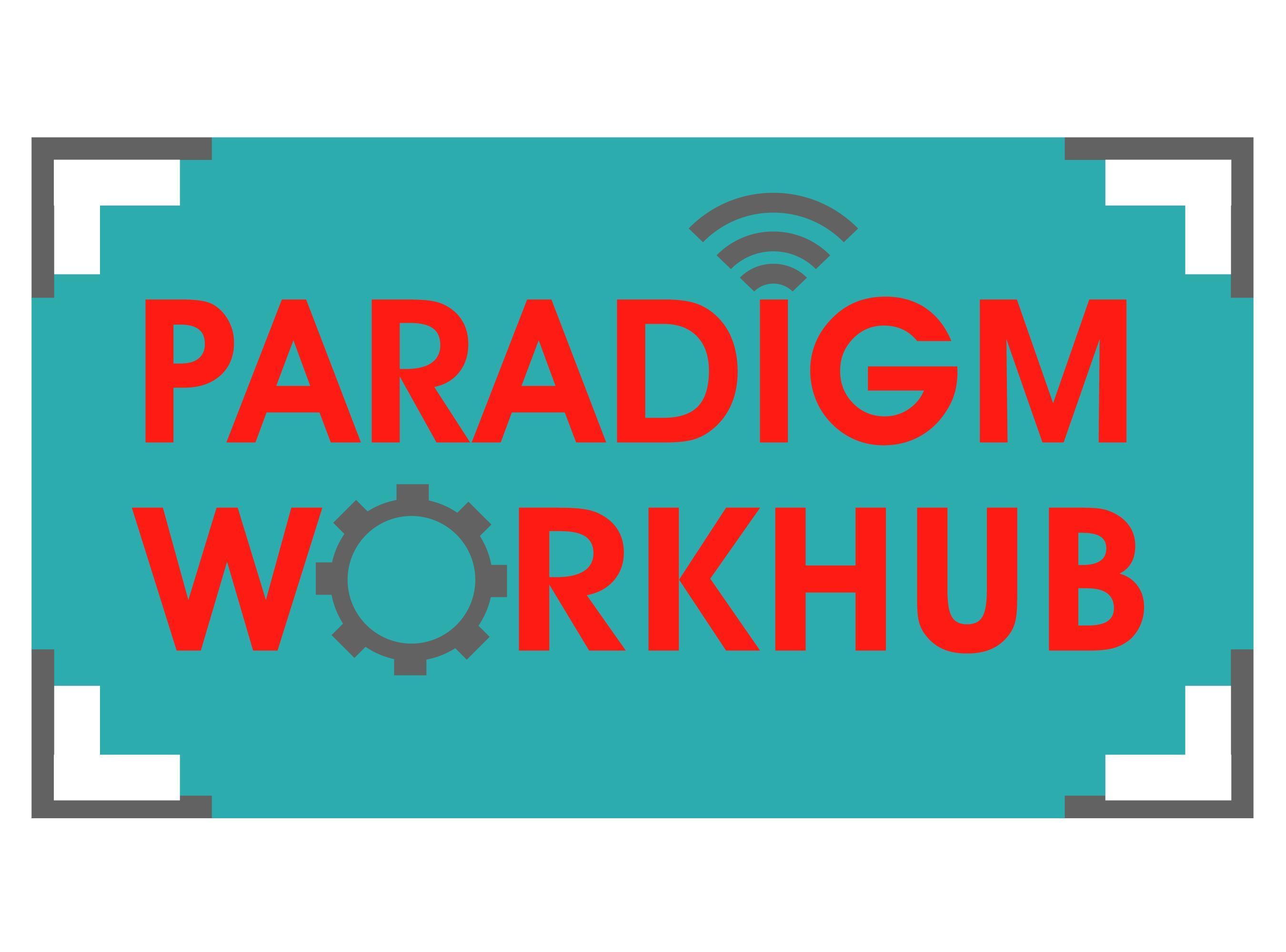 Logo of PARADIGM WORKHUB