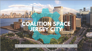 Logo of Coalition Space | Jersey City