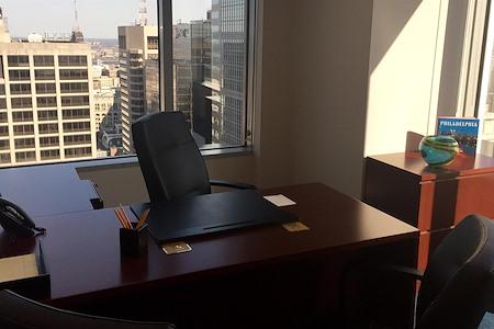 Servcorp - Philadelphia BNY Mellon Center - Two Adjacent Windowed Offices
