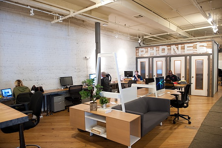 Makers Workspaces - Coworking