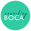Host at CoWorking Boca