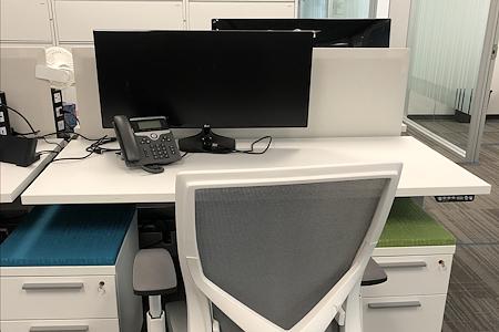 Envision Energy (Total Plaza) - Dedicated Desk