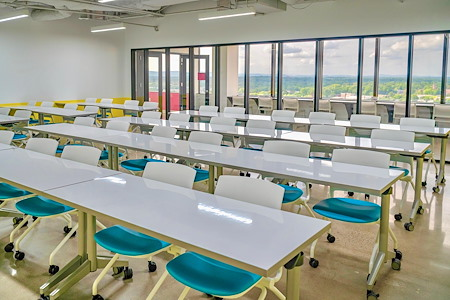Upward Hartford - Create Training Room
