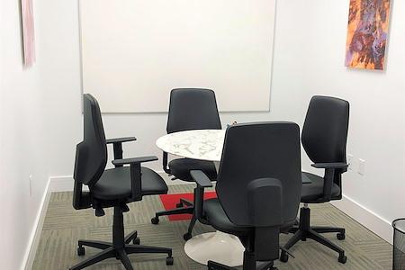 Work+ Office Spaces - Meeting Room