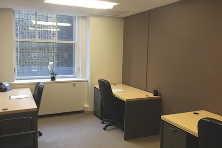 Virgo Business Centers Grand Central - Window Office for 2 near Grand Central