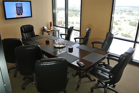 Orlando Office Center - Downtown Orlando - Meeting Room for Eight